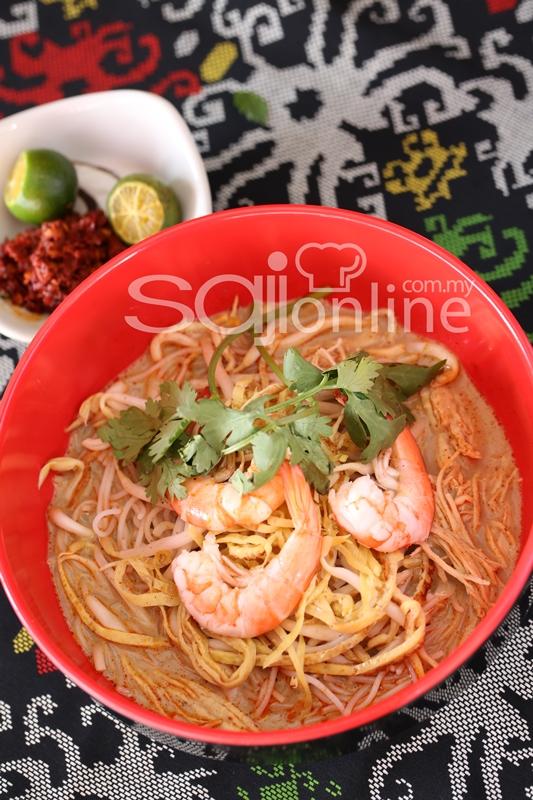 Laksa Sarawak